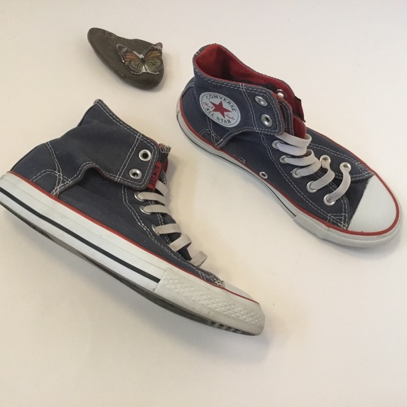 e5315fb59c68 Converse Other - Converse Chuck Taylor All Star High Tops -Youth 3